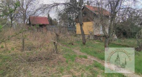 Záhrada v obci Seňa, okr, Košice - okolie (37/21)