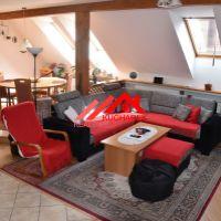 5 a viac izbový byt, Pezinok, 121 m², Čiastočná rekonštrukcia