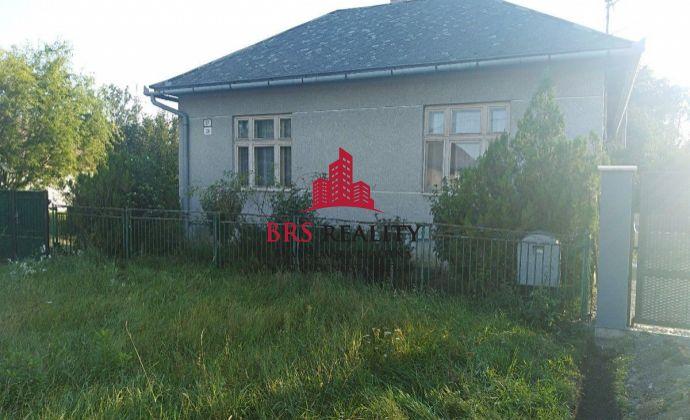 Predáme dom v Turni nad Bodvou