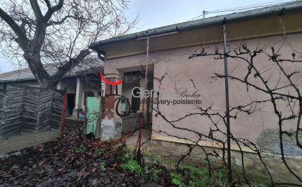 GEMINIBROKER v obci TORNYOSNÉMETI ponúka na predaj 3 izbový veľký gazdovský dom