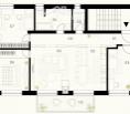 Luxusné bývanie vo Vile - jedinečný byt 114m2, NOVOSTAVBA, vlastná dispozícia, projekt VILA V LESOPARKU