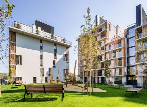 Na predaj moderný 2 izbový apartmán v projekte NIDO 2
