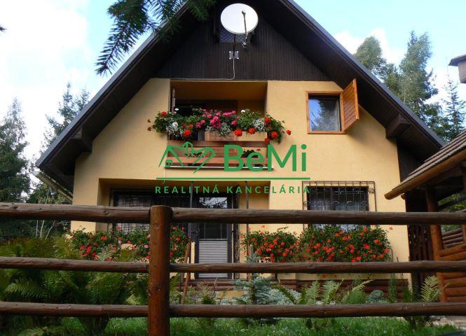chata - Kokava nad Rimavicou - Fotografia 1