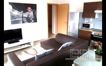 PRENÁJOM 2- izbový byt ,lokalita  Bratislava-Nové Mesto na Olbrachtovej ulici.Expisreal