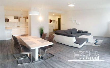 PRENÁJOM krásneho 4-izbového bytu v tichom prostredí, Bratislava-Staré Mesto EXPISREAL