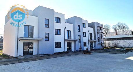 Na prenájom novostavba 3 izbové byty, 73 m2, parkovanie, Slavnica
