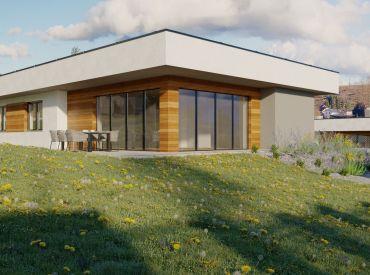 Slnečný 4-izbový bungalov pri Žiline