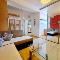 1 izbový byt, Bratislava-Nové Mesto, 38 m², Čiastočná rekonštrukcia