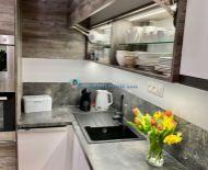 Rezervovaný/ Luxusný zariadený 3 izbový byt na predaj na Ružovom Haji v Dun.Strede