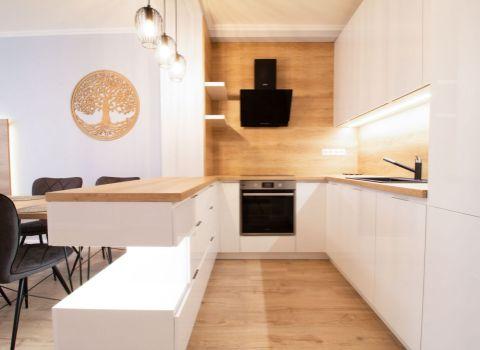 PRENAJATÝ krásny 3 izbový byt v nadštandarde na Dunajskej ulici s garážovým státím