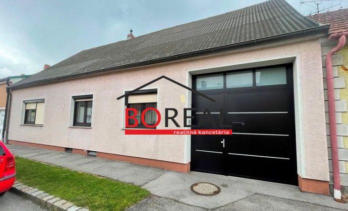 Menší 3izb. rodinný dom s garážou v Kittsee, Rakúsko