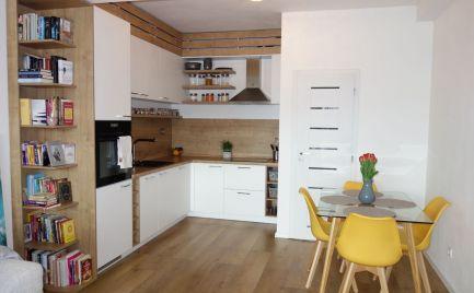 Novostavba: Krásny 2-izbový byt s lodžiou 65 m2 a garážovým státím v centre Trenčína