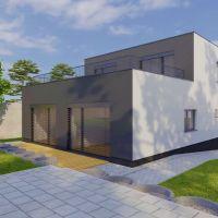 Rodinný dom, Bratislava-Dúbravka, 146 m², Novostavba