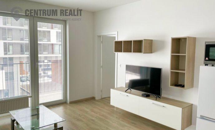 Novostavba 2 izbový zariedený byt, parking, Slnečnice- mesto, Petržalka, BEZ PROVÍZIE!