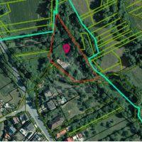 Pre rodinné domy, Diviaky nad Nitricou, 4632 m²