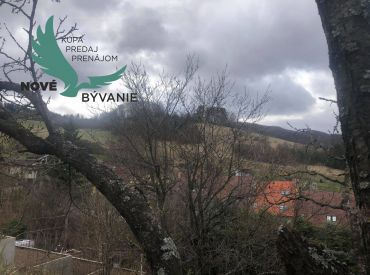 EXKLUZÍVNE NOVÉ BÝVANIE RK Vám ponúka pozemok Podlavice Banská Bystrica