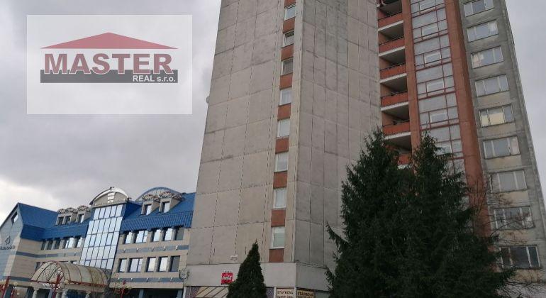 MASTER REAL-Na Predaj garsónka s loggiou 23 m2- Žiar Nad Hronom, Etapa