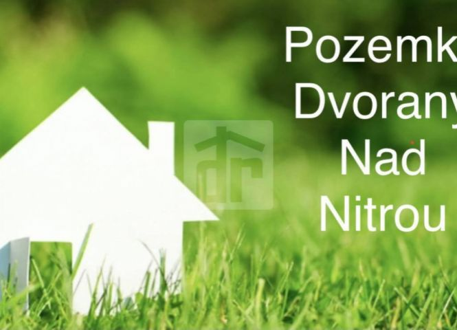 pre rodinné domy - Dvorany nad Nitrou - Fotografia 1