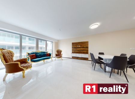 PREDANÉ Nový 3 izb. apartmán č.24  /100.7 m2/ balkón 9 m2/ Piešťany