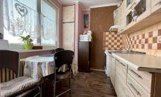 2 izbový tehlový byt s loggiou na Gazdovskej, Komárno, predaj