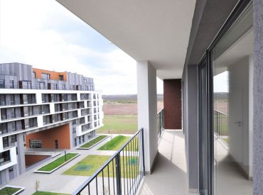 Novoskolaudovaný 2izbový byt k nasťahovaniu v Slnečniciach mesto