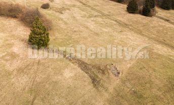 PREDAJ: Rozľahlé pozemky v Laznej, 16 510 m2, Brezno