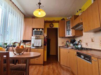 Exkluzívne predaj pekne zrekonštruovaného 3.izb bytu v Nitre na Klokočine