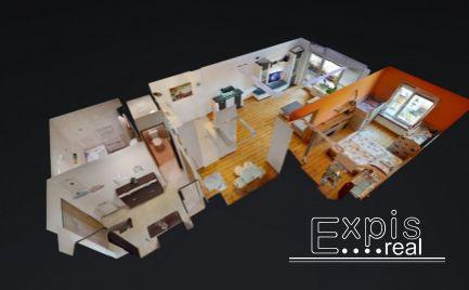 Predaj veľkého 2izboveho bytu v novostavbe, Bratislava Ruzinov