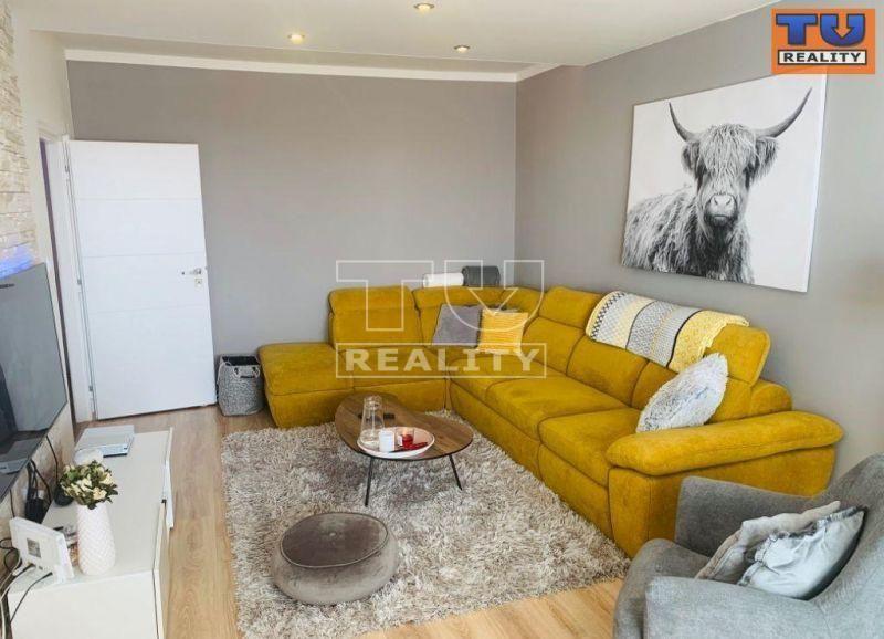 Na predaj 3 izbový byt v Partizánskom 63m2.. CENA: 75 980,00 EUR
