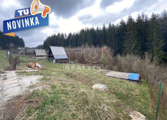 rekreačný pozemok - Považská Bystrica - Fotografia 1