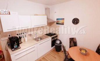 TOP ponuka !!!  Príjemný 2 izbový byt  so zariadením v meste Nové Zámky, cena  57 900 Eur !!!