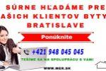 2 izbový byt - Bratislava-Petržalka - Fotografia 33
