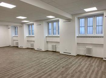 PROMINENT REAL prenajme nové nebytové priestory na Gunduličovej ulici v centre Bratislavy.