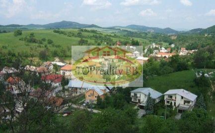 ZĽAVA!!!   Predaj, malý rodinný dom s pozemkom 1 216 m2 Dolná Mičiná  - cena 58 000 €
