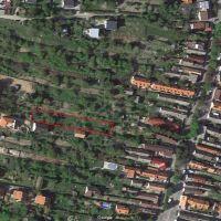 Záhrada, Bratislava-Dúbravka, Pôvodný stav