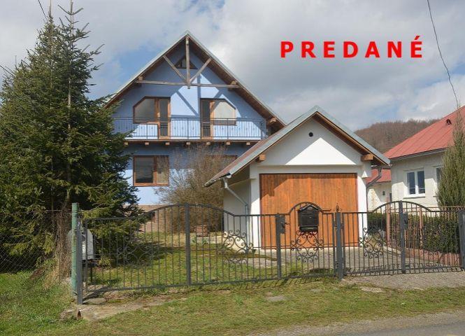 Rodinný dom - Humenné - Fotografia 1