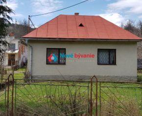 REZERVOVANÉ. Na predaj dom v obci Osadné. Človeku sa odtiaľ nechce.  (N006-12-JOHA)