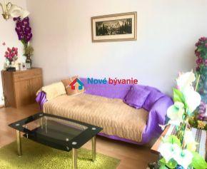 Na predaj 1-izbový byt v Záturčií