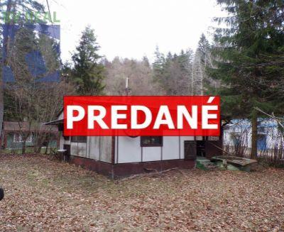 Na predaj rekreačná chata 58 m2 Ráztočno časť Remata okres Prievidza FM1071
