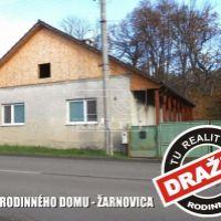 Rodinný dom, Žarnovica, 1143 m², Čiastočná rekonštrukcia