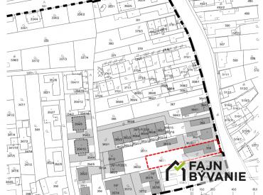 Výborná investícia - stavebný pozemok v BA Podunajské Biskupice na Nákovnej ulici.