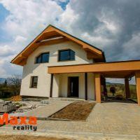Rodinný dom, Nitrianske Pravno, 115 m², Novostavba