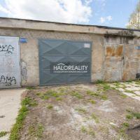 Garáž jednotlivá, Bratislava-Nové Mesto, 19 m², Čiastočná rekonštrukcia