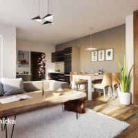 1 izbový byt, Trenčín, 38 m², Novostavba