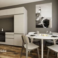 2 izbový byt, Trenčín, 54 m², Novostavba