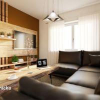 2 izbový byt, Trenčín, 52 m², Novostavba