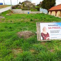 Pre rodinné domy, Krušovce, 627 m²