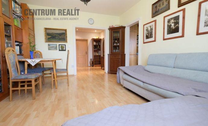 EXKLUZÍVNE: 3-izbový byt priamo pod lesom, TOP lokalita, Lamač