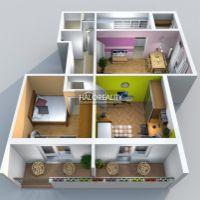 3 izbový byt, Bratislava-Ružinov, 78 m², Kompletná rekonštrukcia