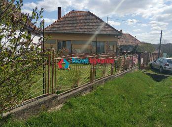 Rodinný dom Zlaté Moravce  -  Sľažany
